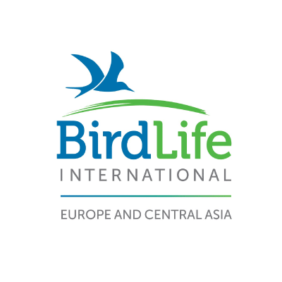 BirdLife Europe and Central Asia Logo
