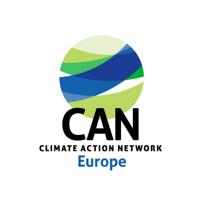 Climate Action Network Europe Logo