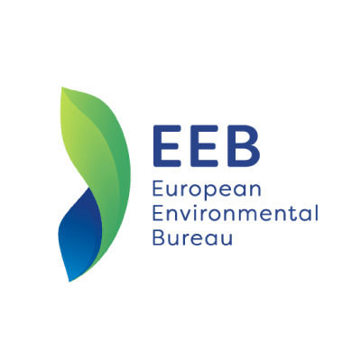 The European Environmental Bureau Logo